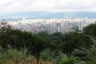 Continúa polémica por protección de los Cerros Orientales de Bucaramanga