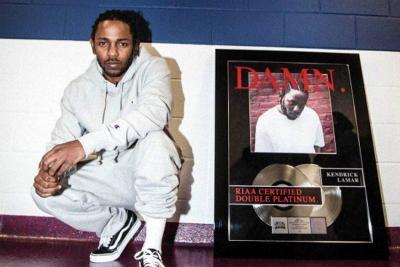 El rapero Kendrick Lamar gana un Pulitzer por sus letras