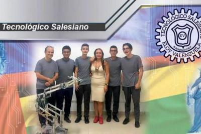 Gracias a la solidaridad, campeones de robótica finalmente sí irán al Mundial