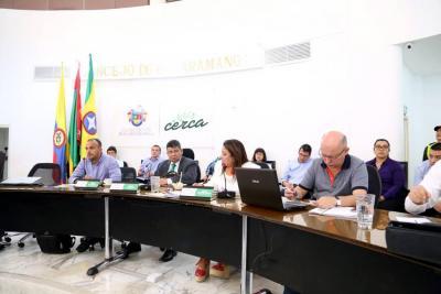 Concejo y AMB discuten por los Cerros Orientales