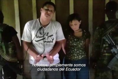 'Se busca cerrarle el paso a los violentos en la frontera': Naranjo