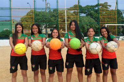 Selección Santander femenina sub 14: ¡campeonas invictas!