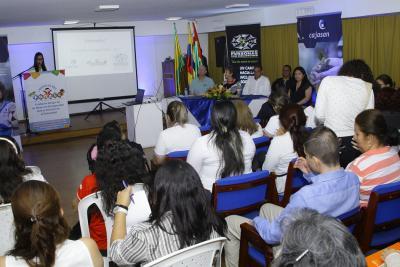 Cajasan apoya la inclusión laboral para personas con discapacidad