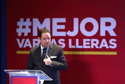 Partido Conservador se une a la campaña presidencial de Vargas Lleras