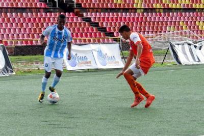 Real Santander empató 2-2 con Llaneros por el Torneo Águila