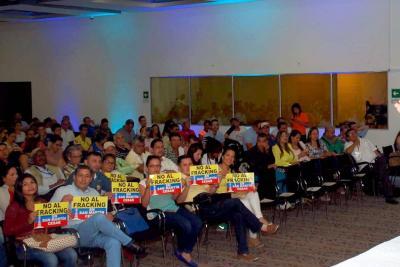 Alcaldía promoverá  una consulta popular  sobre el fracking