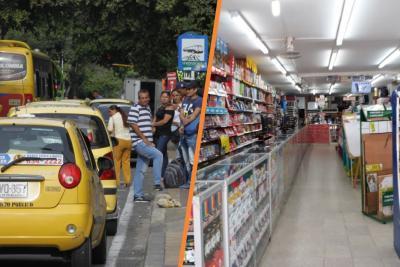 Los que perdieron y ganaron en Bucaramanga con el día sin carro