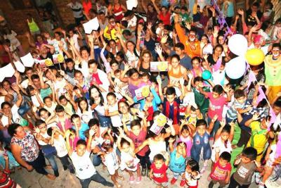 En Piedecuesta invitan a celebrar el Mes de la Niñez