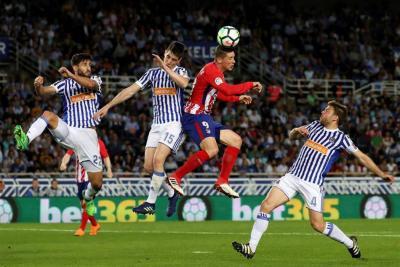 Atlético de Madrid perdió y el Barcelona queda muy cerca del título