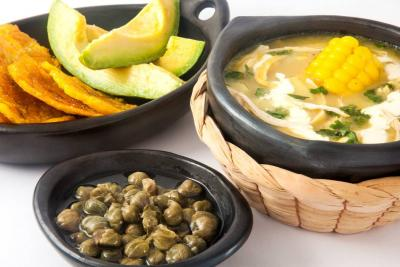 Ajiaco, una sopa con sabor a Colombia