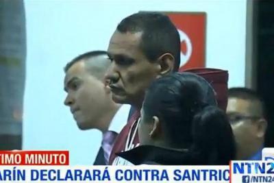 Farc dice que testigo contra Santrich que viajó a EE.UU. no es de su movimiento