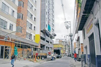 Centro de Bucaramanga quiere seguir latiendo con corazón propio