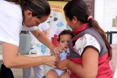 Piedecuesta tendrá cinco puntos de inmunización