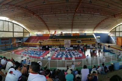 San Gil quiere ser sede de campenato nacional