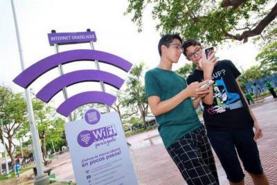 Santander tendrá 60 nuevas Zonas WiFi