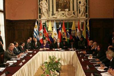 Colombia y otros cinco países dejarán de participar en Unasur