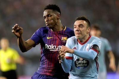 Yerry Mina fue convocado para enfrentar a Sevilla