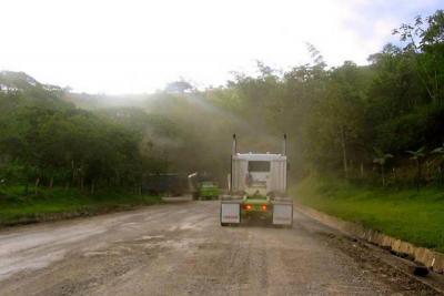 Adjudicado contrato para la vía Puente Nacional-San Gil