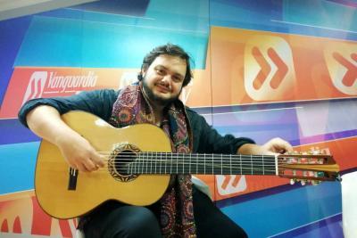 El guitarrista brasilero Yamandú Costa estará en concierto en Bucaramanga
