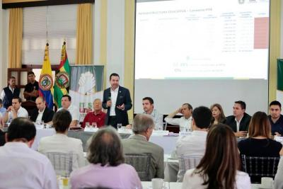 Falta de vías, el problema para la competitividad de Santander