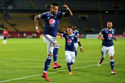 Los clubes colombianos están en la pelea en la Copa Libertadores