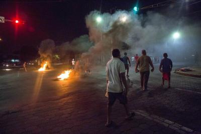 ONU hace llamado a Nicaragua a evitar ataques a manifestantes