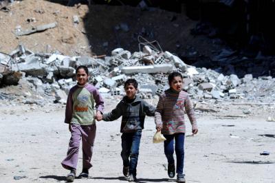 ¿Siria causará una nueva guerra fría?