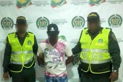 Capturan a hombre que habría abusado de su hija de 12 años en Cartagena