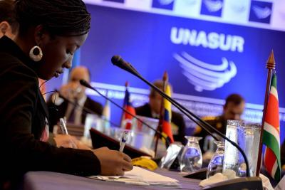 Colombia dejará de participar en Unasur