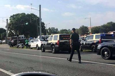 Un estudiante herido en tiroteo en Florida, Estados Unidos