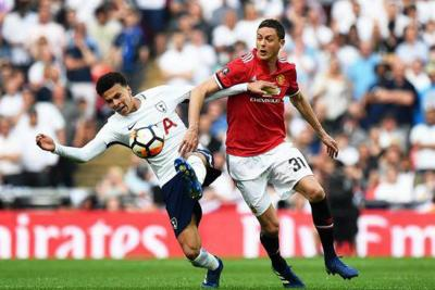 Con gol de Ander Herrera, Manchestaer United  clasificó a la final de la FA Cup