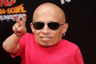 Falleció el actor Verne Troyer