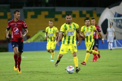 Atlético Bucaramanga se despidió de los cuartos