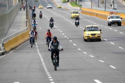 El 57.5% de biciusuarios de Bucaramanga piden ciclorrutas cerca de su trabajo