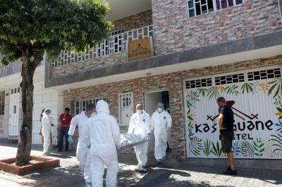 Extranjera fue hallada muerta en un hotel de Bucaramanga