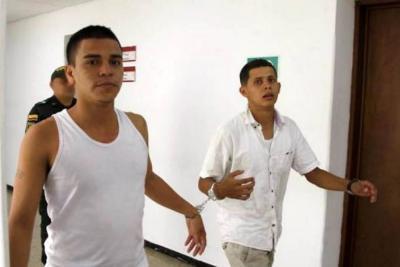 Persecución terminó con captura de dos asaltantes en Bucaramanga