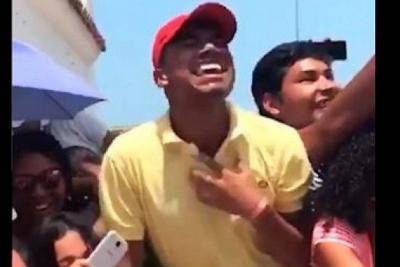 Conozca al pintoresco colombiano que Will Smith hizo viral en redes
