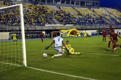 Alianza Petrolera acabó con el ayuno de triunfos en la Liga