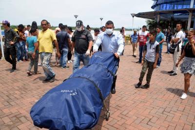 Dos niñas 9 y 14 años murieron ahogadas en Barrancabermeja