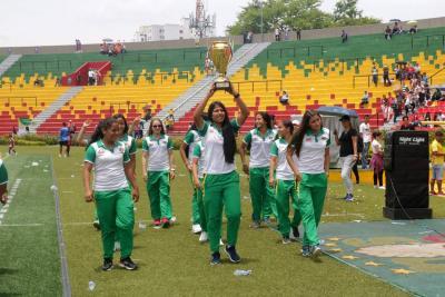 Los Torneos Municipales de fútbol se pusieron en marcha en Bucaramanga