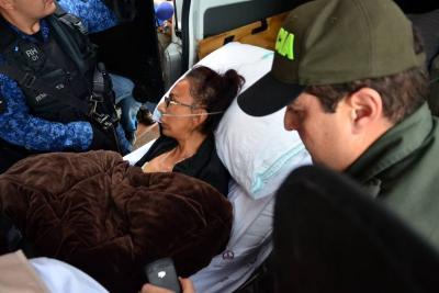 La 'Gata' no sigue en detención domiciliaria