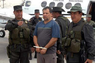 Alias 'Don Mario' fue extraditado a Estados Unidos