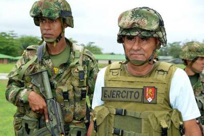 """Ejército capturó a """"Chengo"""", hermano del  alias 'Otoniel' del Clan del Golfo"""