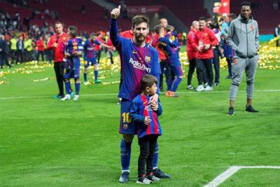 Lionnel Messi: el jugador mejor pago del mundo
