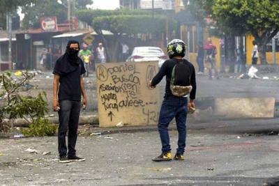 """Multitudinaria marcha """"por la paz"""" y contra el Gobierno de Daniel Ortega en Nicaragua"""