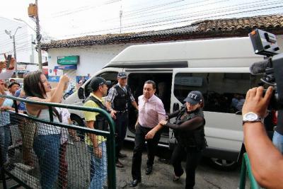 Fiscalía radica escrito de acusación contra el exalcalde Luis Francisco Bohórquez