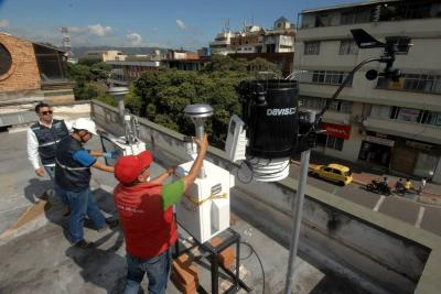 Solo a partir de junio se sabrá si calidad del aire en Bucaramanga genera riesgo en la salud