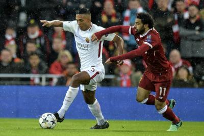Liverpool ganó 5-2 a Roma en el primer partido de la semifinal de Champions