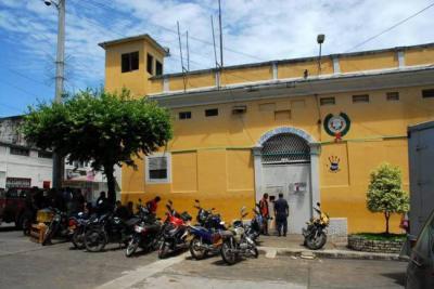 Mujer pretendía ingresar droga a la cárcel del Puerto