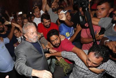 Fiscalía de Brasil rechazó posible traslado de Lula a otra cárcel